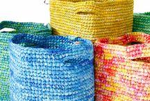 recycle plastic tasjes