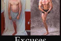 Fitness / by Scott Jones