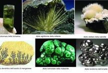Mineralogia / la Mineralogia è la scienza che studia la composizione chimica, la struttura cristallina e le proprietà fisiche dei minerali, la loro formazione, e le trasformazione che essi subiscono per cause naturali.