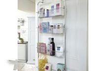 Organising & storing