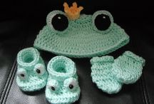 Crochet - Bits And Pieces 3 ! / by Judith Keyzer