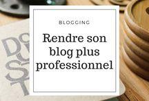 ▪️ Blogging / astuces, blog, blogging, wordpress, améliorer son blog, référencement, perfomance, activité, site internet