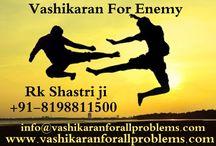 Vashikaran For Enemy