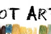 ART STUFF / by Debby Metzler