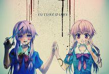 Mirai Nikki / )Future Diary(