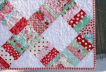 Quilting Inspiration / by Debbie English-Griner