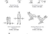 Gym Equipment workouts