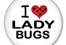 chinitas o lady bugs