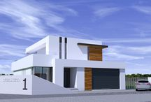 My Modern Home - Concept