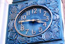 What Time is it? / Clocks