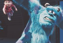 MONSTERS,INC./MONSTERS UNIVERSITY