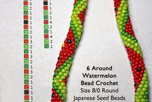 Seed Bead Tutorials