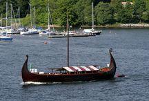 DRAKKAR VIKING / Barco vikking