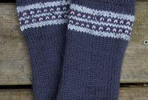 Knitting for Finn