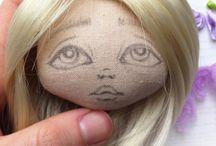 текс.куклы глаза