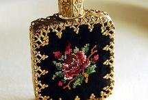 Antika Parfüm Şişeleri