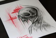 My Art / Blackpool Tattoos