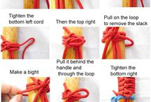 DIY | Paracord Knots & Tying Techniques