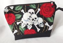 Purses and Bags by team members / Purses, Bags, Cosmetic Cases, Coin Cases, Sunglass Cases made by our team members