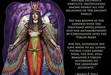 Isis, the Mighty Goddess