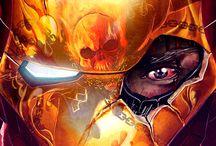 Iron Man & Tony Stark Artwork