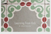 Learning from Kids / by Trula