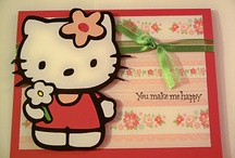 Hello Kitty Scrap / by Melanie Wasserman