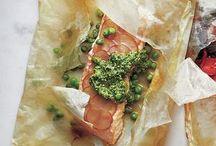 "Seafood! / Do you like seafood? ""MAHHHHH"" Get it? See food!  / by Heather Dixon"