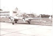 Škoda, Letecký provoz / Skoda corporate planes.