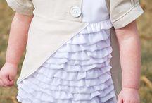 Sewing for Emma Shirts, coats. ect