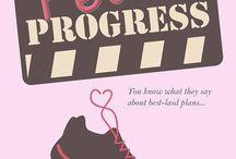 Peri in Progress / My third novel!
