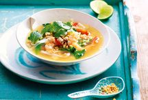 Yummy Food ~ Soups / by Sheree Davey