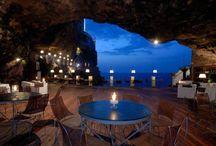 Italian coast + Dinning
