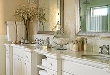 bathroom remodel ideas / by Sian Nuttall