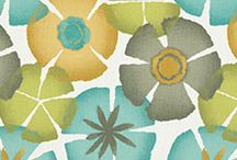 Fabrics / by Lexan Blanchard