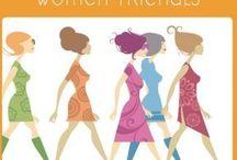 """Guide Women Friendly / Le Guide Women-friendly sono le prime guide di viaggio """"in rosa"""", da mettere in valigia o in borsetta o da scaricare sull'iPad o sullo smartphone. Visite, hotel, ristoranti, caffè, localini e shopping, tutto è visto con occhi femminili, curiosi e attenti."""