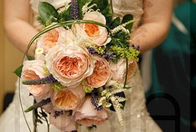 Liliac and lavender wedding