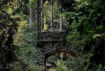 Castles & Ruins & Dark places