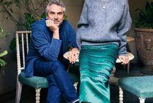 Un couple bien assorti / On s'inspire des people pour assortir nos tenues... ou pas!
