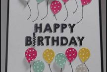 It's my Party / Party Wishes Stamp Set en Party Punch Pack Stampin' Up