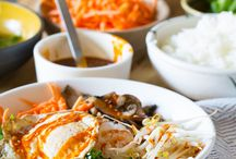 Rice and specials / Rice and other special items from around the globe.