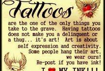 Tattoos / Tattoo Ideas / by Alex Marquess