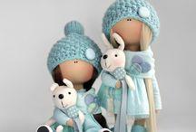 куколки Татьяны Коннэ