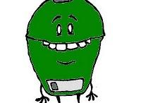 BIG GREEN EGG / by Jennifer Morgan