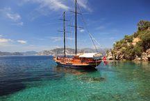Sailing Gocek 12 Islands