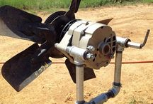 car alternater for electricity