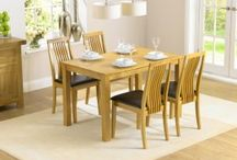 Dining Sets / A dining set is traditionally the focus of the most formal room in the home, but in a modern house its uses are multi-functional. Whether it's an occasional space for hosting guests or somewhere to paint and craft, the dining table's purpose should have a bearing on what style you choose.