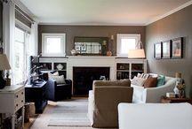 Living Room / by Ashley Renae