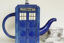 Sweet TARDIS of Gallifrey! / by Amanda Johnson
