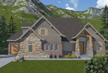 Mountain Rustic Style Homes